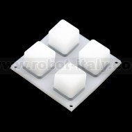 Button Pad 2x2 - LED Compatible