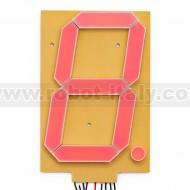 "7-Segment Display - 6.5"" (Red)"