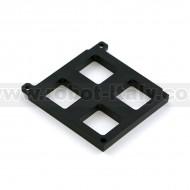 Button Pad 2x2 Bottom Bezel