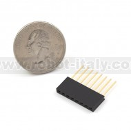 Arduino Stackable Header - 8 Pin