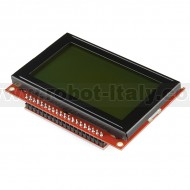 Serial Graphic LCD 128x64