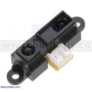 136 - Sharp GP2Y0A21YK0F Analog Distance Sensor 10-80cm