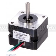 1207 - Stepper Motor: Bipolar, 200 Steps/Rev, 35x26mm, 7.4V, 280