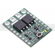 2813 - Big Pushbutton Power Switch with Reverse Voltage Protection, HP