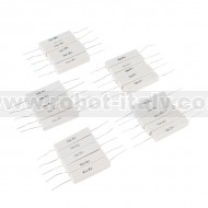 Power Resistor Kit - 10W (25 pack)