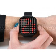 TIMESQUARE DIY Watch Kit - Red Display Matrix