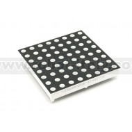 RGB Led Matrix 8x8 60mm