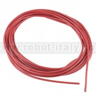 Hook-Up Wire - Silicone 12AWG (Red, 10M)