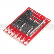 SparkFun Level Shifting microSD Breakout