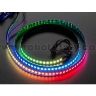 Adafruit NeoPixel Digital RGB LED Strip 144 LED - 1m Black