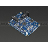 Stereo 20W Class D Audio Amplifier - MAX9744