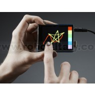 """2.8"""" TFT Touch Shield for Arduino w/Capacitive Touch"""
