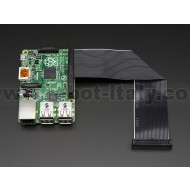 Downgrade GPIO Ribbon Cable for Raspberry Pi A+/B+ 40p to 26p