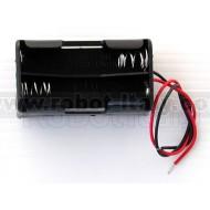 4 X AA Battery Holder