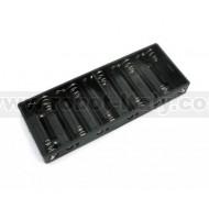 Battery holder for 10 AA Batteries