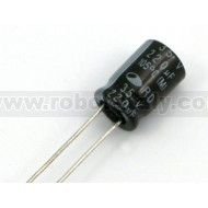 Electrolytic Capactor 220µF 35V P=3.5 - 5Pcs