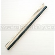 Male Strip 2,54 - 90° - 40 pin