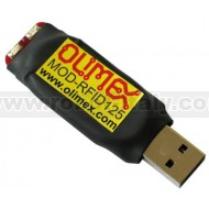 MOD-RFID125 USB RFID READER FOR 125 KHZ TAGS