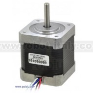 1200 - Stepper Motor: Unipolar/Bipolar, 200 Steps/Rev, 42x48mm,