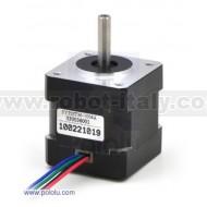 1209 - Stepper Motor: Bipolar, 200 Steps/Rev, 35x36mm, 2.7V, 100