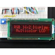 LCD Display 16x2 - RGB - Negative
