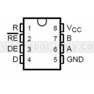 SN75176BD - RS485 - Differential Bus Transceiver