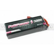 FullPower - LiPo Battery 4S 5000 mAh 14,8V 30C DEANS Plug