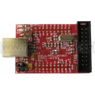 SAM7-H256 HEADER DEVELOPMENT BOARD FOR AT91SAM7S256 ARM7TDMI-S