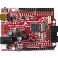 PIC32 Pinguino OTG - PIC32 development board + USB OTG