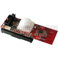 MOD-ZIGBEE-PIR Zigbee PIR motion detector with MRF24J40 and PIC18F26K20