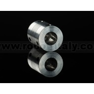 Aluminum Flex Shaft Coupler - 5mm to 10mm -