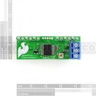 Serial Enabled LCD Backpack - SerLCD 2.5