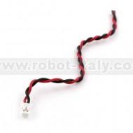 Jumper Wire - JST Black Red