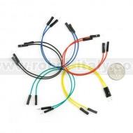 Jumper Wires Premium M/F - 6