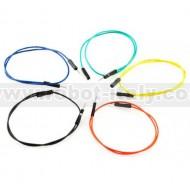 """Jumper Wires Premium M/M - 12"""" 10pcs"""