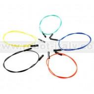 """Jumper Wires Premium M/M - 12"""" 100pcs"""