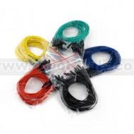 "Jumper Wires Premium F/F - 12"" 100pcs"