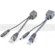 Passive PoE Cable Set