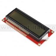 LCD Display 16x2 - RGB - Positivo