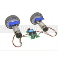 24 Volt Robot Drive System