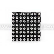 60mm Square 8*8 LED Matrix - Bi-Color Red/Green