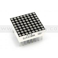 20mm 8*8 square matrix LED - Red