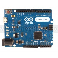 Arduino Leonardo - With headers