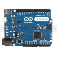 Arduino Leonardo - With headers
