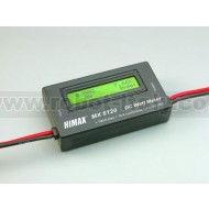MX 8120 DC Watt Meter