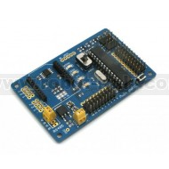 MuIn dsPIC - Multi Interface Board with PIC33F