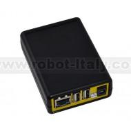A10-OLinuXino-LIME-BOX - PLASTIC BOX FOR A10-OLINUXINO-LIME