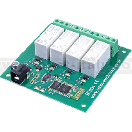 BT004 - 16Amp, 4 Channel Relay Module