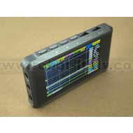 DSO Quad - Aluminium Alloy Silver  - 4 Channels Pocket Oscilloscope