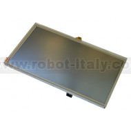 LCD-OLinuXino-7TS - 7-INCH LCD DISPLAY WITH RESISTIVE TOUCH SCREEN PANEL FOR OLIMEX OLINUXINO